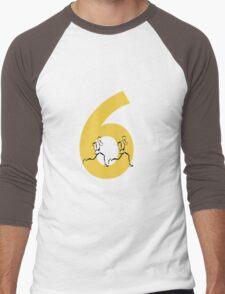 Running Through The Six Men's Baseball ¾ T-Shirt