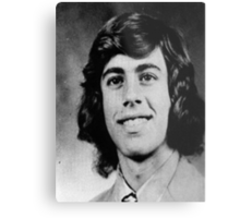 Young Jerry Seinfeld Metal Print