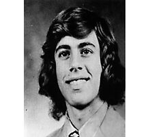 Young Jerry Seinfeld Photographic Print