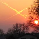 Playing Tic Tac Toe With The Sun by Linda Miller Gesualdo