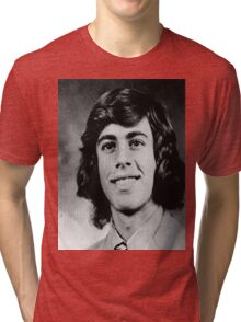 Young Jerry Seinfeld Tri-blend T-Shirt