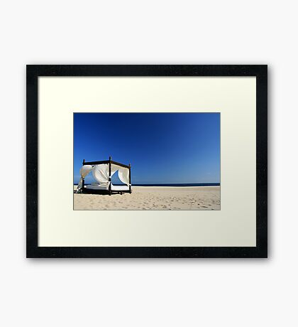 LIMITED EDITION - Ultimate Beach Bliss Framed Print