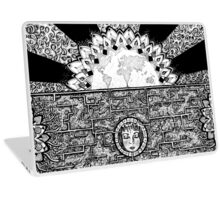 A World of Thoughts Laptop Skin