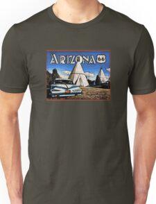 Wigwam Motel Route 66 Unisex T-Shirt