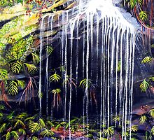 Adelina Falls, Blue Mountains by © Linda Callaghan