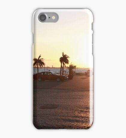 Palm Sunset Phone case iPhone Case/Skin