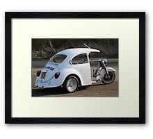 Vroom Framed Print