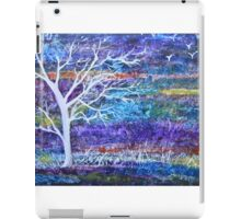 Abstract Landscape tree iPad Case/Skin