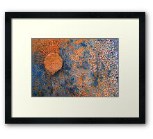 Into the Void Framed Print