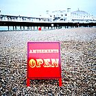 Brighton by KeironHillhouse