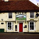 Black Bull - Thirsk North Yorkshire by Trevor Kersley