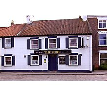 The York - Easingwold North Yorkshire Photographic Print