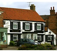 The Angel - Easingwold North Yorkshire Photographic Print