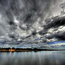 """ Storm Clouds Snowy River Marlo "" by helmutk"
