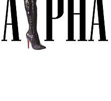 ALPHA FEMALE by DJMALICEON