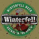 Winterfell Beer Tote Bag by satansbrand
