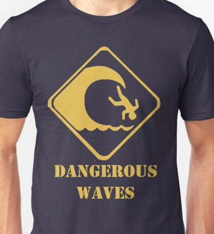 Surfing Unisex T-Shirt