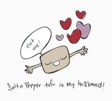Salt & Pepper Tofu by sallystar