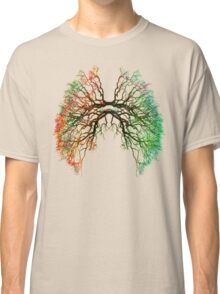 The Root of Lungs Classic T-Shirt