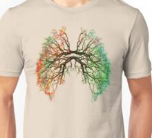 The Root of Lungs Unisex T-Shirt