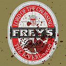 Freys Lager Tote Bag by satansbrand