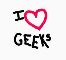 I heart Geeks Unisex T-Shirt