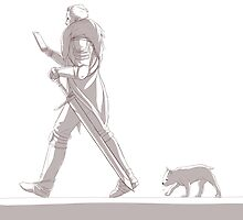 Mans Best Friend by FalseSecurity
