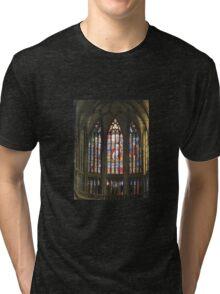 COLOURED ARCHES Tri-blend T-Shirt
