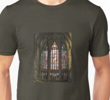 COLOURED ARCHES Unisex T-Shirt