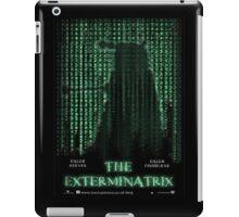 THE EXTERMINATRIX iPad Case/Skin