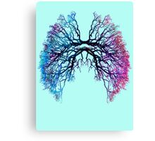 The Root of Lungs 2 Canvas Print