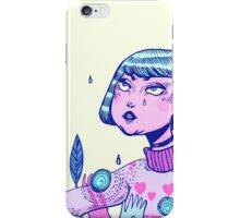 Touch rules iPhone Case/Skin