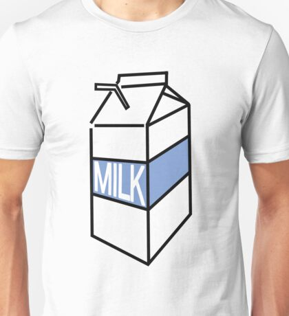 """""""MILK"""" TEE Unisex T-Shirt"""