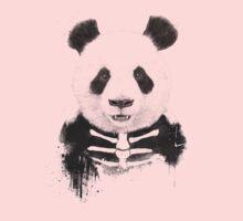 Zombie panda Baby Tee