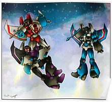 transformers seekers Poster