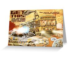 Get This - Capril Only! Greeting Card