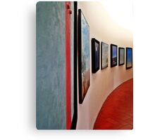 Dali Paintings Puzzle Canvas Print