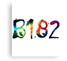 B182 Canvas Print