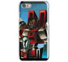 starscream iPhone Case/Skin