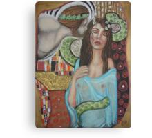 Ariadne and Dionysus Canvas Print