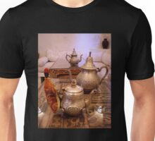 Tea Service, Marrakesh, Morocco Unisex T-Shirt