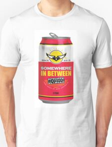 Somewhere In Between - The Red Can T-Shirt