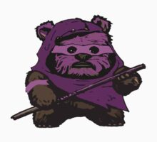 EWOK DONATELLO by greatbritton99