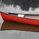 Red Canoe by BigD