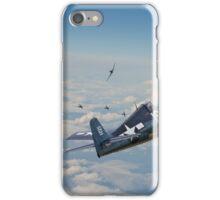 Hellcat F6F - Duel in the Sun iPhone Case/Skin