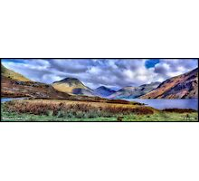 Wastwater Lakedistrict Photographic Print