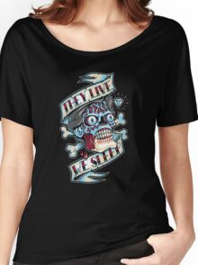 They Live...We Sleep Women's Relaxed Fit T-Shirt