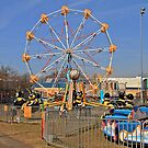 Amusement Rides by pmarella