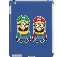 Super Minion Bros iPad Case/Skin