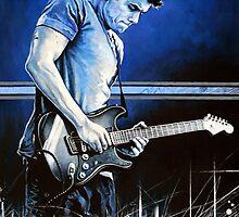 John Mayer Blues by CGArts